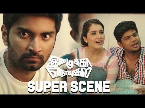 Imaikkaa Nodigal -Super Scene   Nayanthara, Atharvaa, Raashi Khanna, Anurag Kashyap