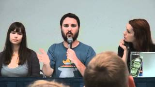 How To Deal With YouTube Trolls (Ft. Wil Wheaton, Felicia Day, Tom Merritt)