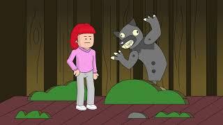 The Not So Scary Closet - Baby Alan Cartoon Season 2 Episode 9