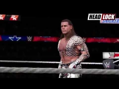 WWE 2K 17 Gameplay: Classic