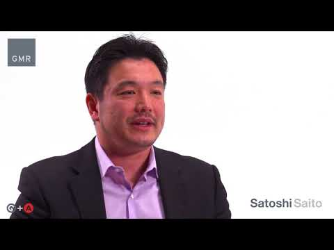 Meet GMR's Director of Sponsorship Planning + Activation in Tokyo, Satoshi Saito.
