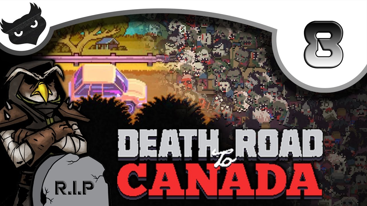 the undertaking of death road to canada ep 8. Black Bedroom Furniture Sets. Home Design Ideas