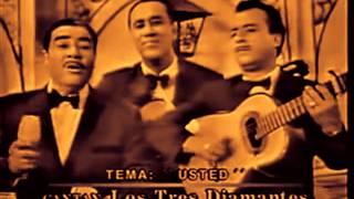 """Los tres diamantes """"Usted"""" (1967)"""