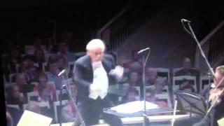 Simonov conducting :-)
