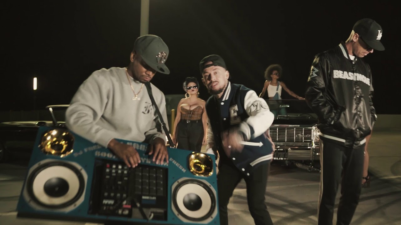 Download Eligh - Pain on the Break feat. The Grouch (Official Music Video)