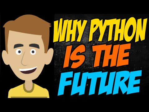 Why Python is the Future