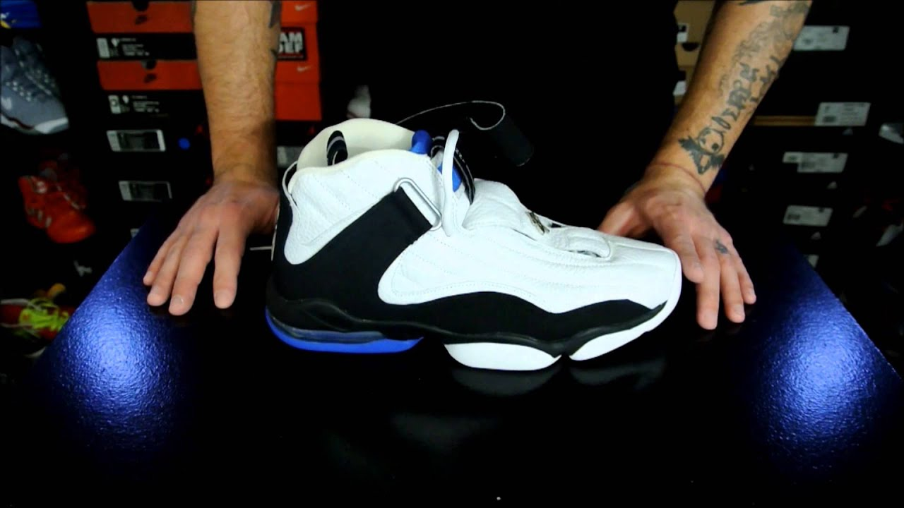 64241e2210c Air Penny Project - Nike Air Penny IV (4) Retro Performance Review.  WearTesters