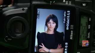 LIGHTING FASHION : Part3 - Studio Photography Workshop how to shoot Actor Headshot & model Portraits Thumbnail