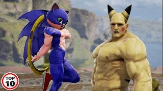 Top 10 Dumbest Soul Calibur 6 Characters