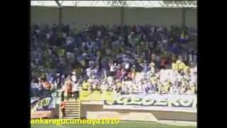Alanyaspor 1-5 Ankaragücü●Maç Özeti◄13.04.2014►