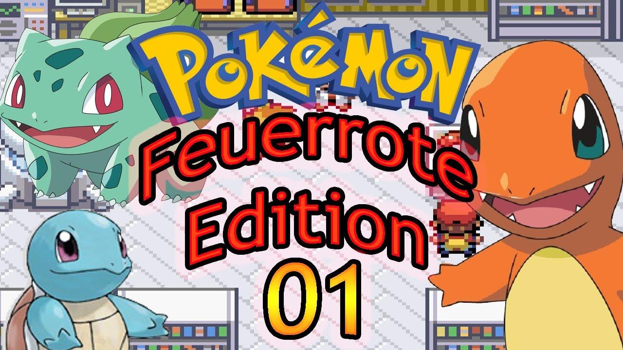 Pokemon Feuerrot Entwicklung