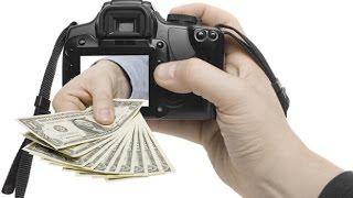 Как заработать фотографией Урок №3  Фотосъемка в детском саду