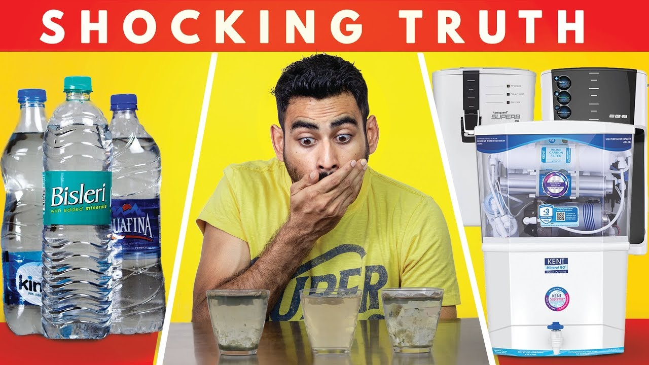 Download The Truth About Mineral Water & The Best Water Purifier in India