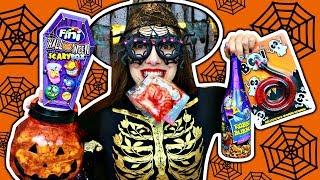 JEM MÓZG  Test Słodyczy Halloween  GramPaula