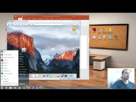 How to install a printer for windows 7 or Mac OS X El Capitan (cmd tricks)