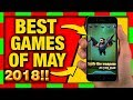 Best Android Games of May 2018 I GERMAN LESSON (EUROPEAN GUY)