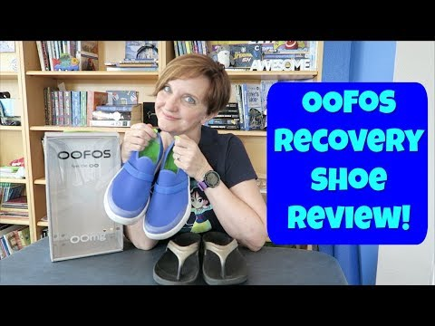 OOFOS OOMG RECOVERY SHOE REVIEW