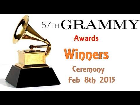 57th GRAMMY Awards Winners
