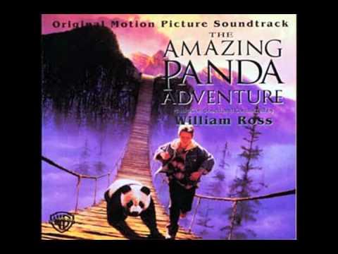"""William Ross scores """"The Amazing Panda Adventure"""""""