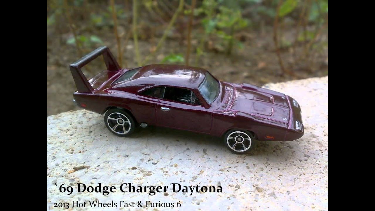 2013 Hot Wheels Fast Amp Furious 6 69 Dodge Charger