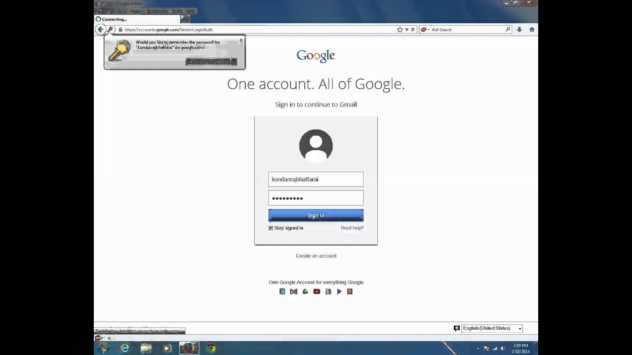 gmail account - photo #46