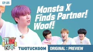 [Preview] Monsta Xs Puppy Day #Ep.5 (ENG SUB)
