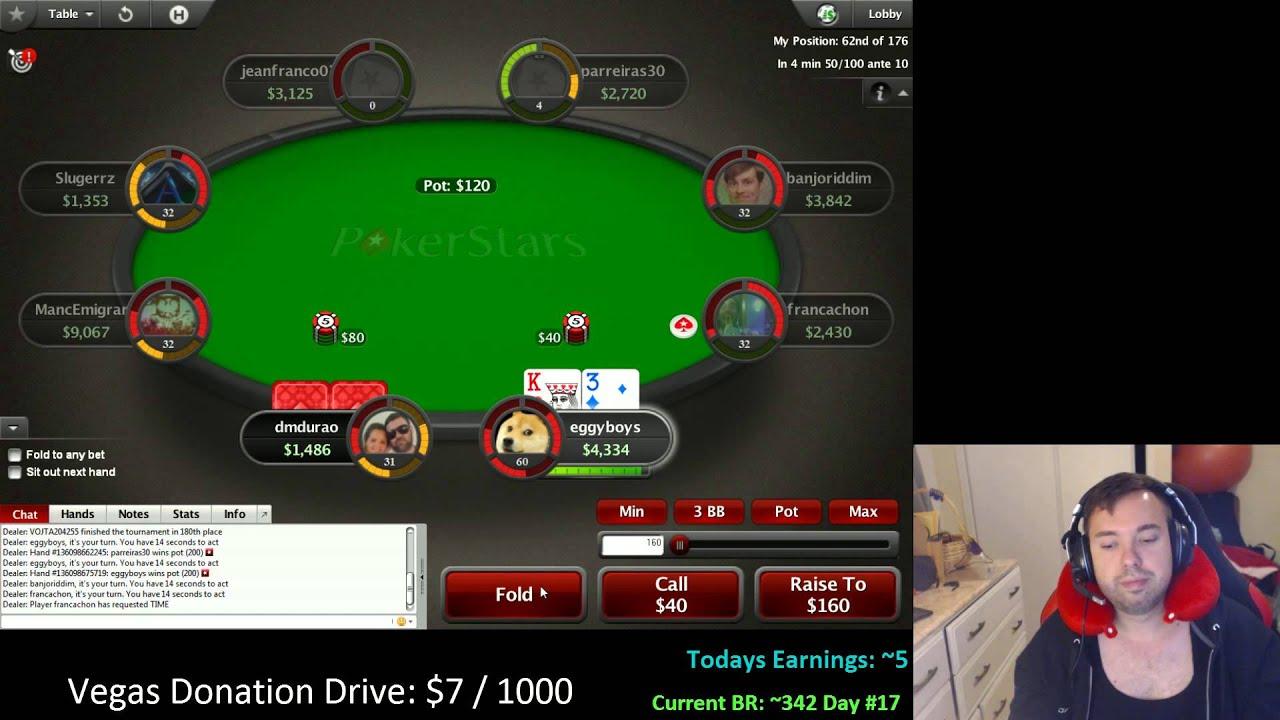 Pokerstars Real Money