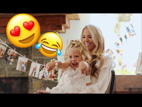 SAVANNAH'S BRIDAL SHOWER!!! (EVERLEIGH GETS WAY TOO TURNT!!!)