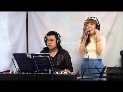 Jazz Standards Vocal Organ Duo 01 - a rehearsal for x'mas live -