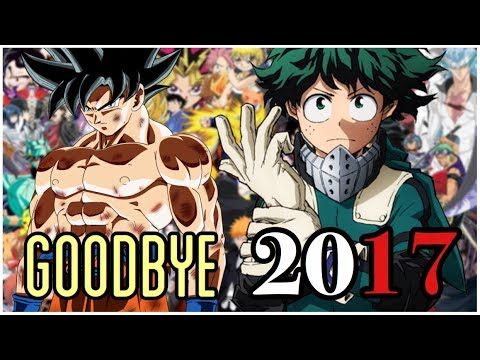 Cheers To Another Year!! Goodbye 2017 and Hello 2018 - More Anime, Manga Figures and Movies To Come
