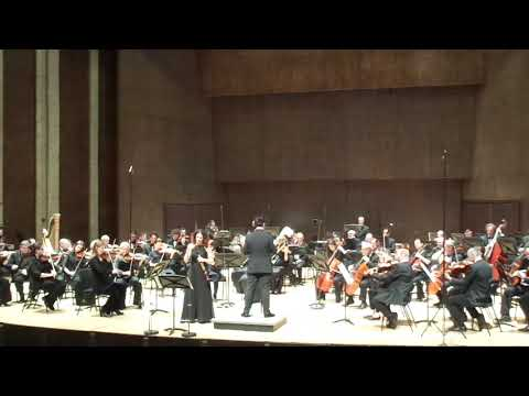 Ширли Бриль и Иерусалимский симфонический оркестр под управлением Сергея Смбатяна