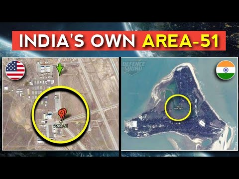 India's Own Area 51 - Wheeler Island | Top Military Facts Ep. 2