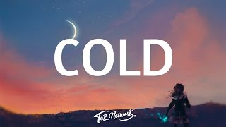 Maroon 5 - Cold (Lyrics) ft. Future
