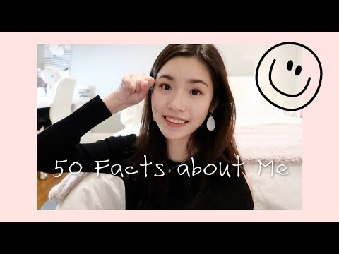 【50 Facts About Me】关于我的50个小秘密🐽