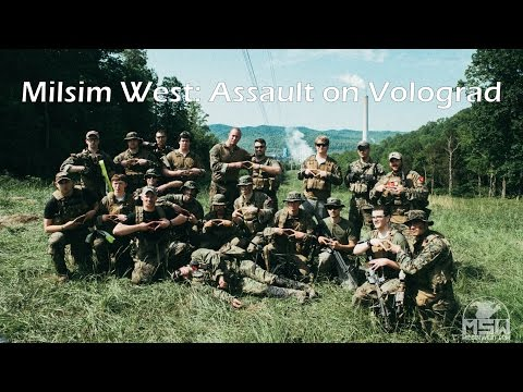 MilSim West: Assault on Volograd