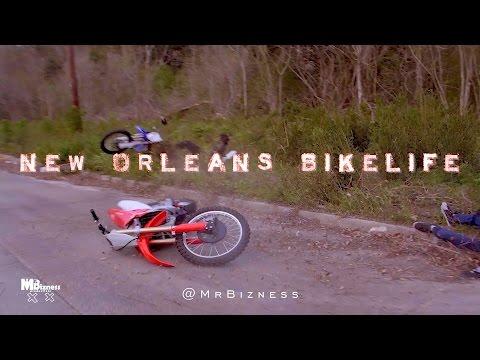 "New Orleans BikeLife ""Mardi Gras Ride Out 2017"" (Dir By @MrBizness)"