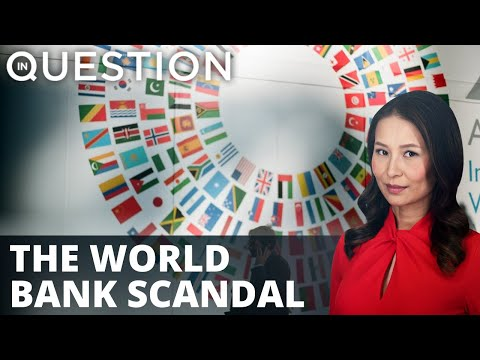 Ratings Scandal damages World Bank's credibility