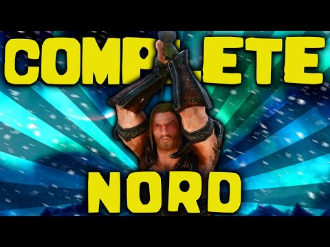 Skyrim - The COMPLETE Guide To The Nords - Elder Scrolls Lore
