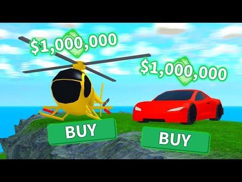 $1,000,000 BUZZARD Vs $1,000,000 TESLA (Mad City)