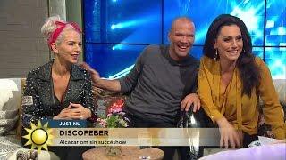 """Alcazar: """"Vi har legat"""" - Nyhetsmorgon (TV4)"""