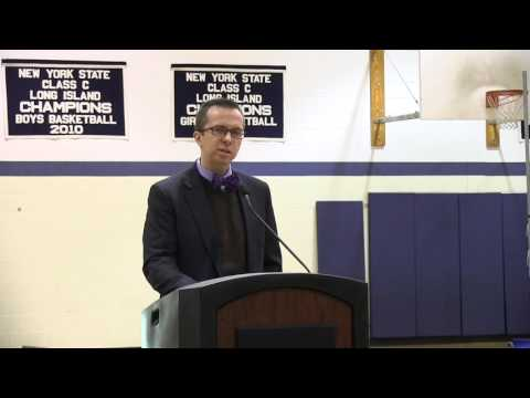 Chapel Talk- Dr. David O'Hara