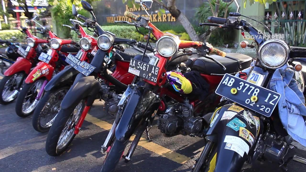 Motor Pitung Motor Klasik Dan Nyentrik Bikin Asyik Youtube