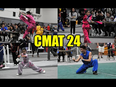 CMAT 24 Highlights - USA WUSHU BERKELEY TOURNAMENT 2016