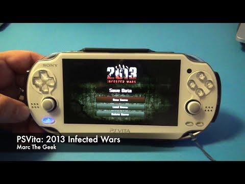 PSVita: 2013 Infected Wars Hands On