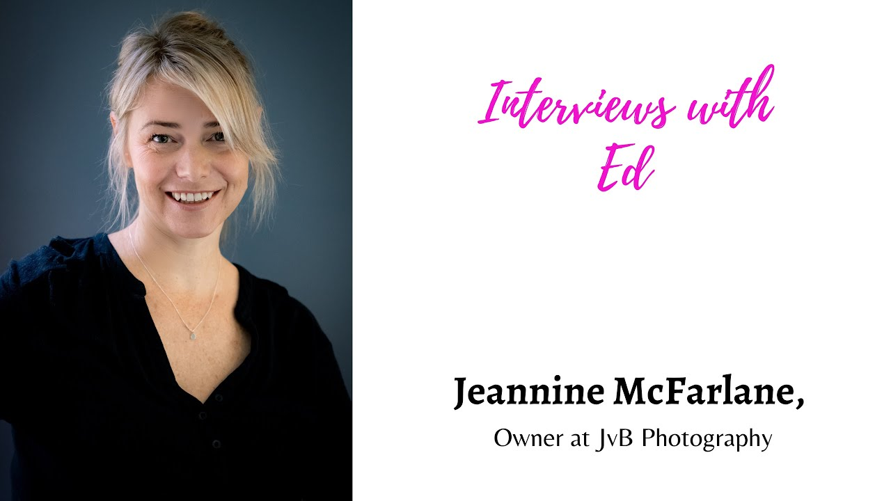 Jannine McFarlane, Owner at JvB Photography