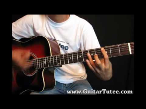 Jack Johnson Flake By Guitartutee Youtube