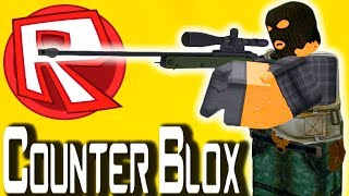 Я ЛЮБЛЮ AWP! Counter Strike в Roblox Режим Counter Blox от Cool GAMES