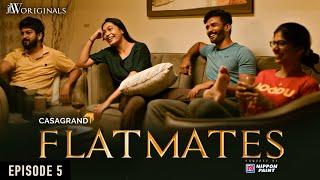 Flatmates   Episode 5   Tamil Web Series   ft Dipshi Blessy Akash Premkumar Karthik Baskar   JFW