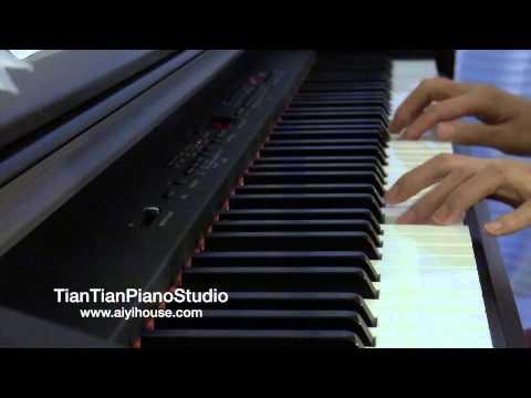 莫尼山&钢琴曲&额尔古纳乐队&我是歌手&韩红&I Am a Singer