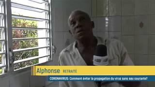 Comment éviter la propagation du coronavirus sans eau courante?
